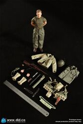 16 Did A80144 The Us Army 2nd Ranger Battalion Sniper Jackson Soldier Figure