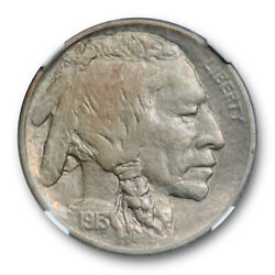 1913 D 5c Buffalo Head Nickel Type Two Ngc Au 58 About Uncirculated Key Date ...