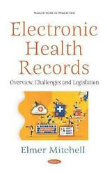 Electronic Health Records English Hardcover Book Free Shipping