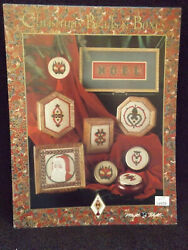Christmas Beads And Boxes Cross Stitch Leaflet By Mill Hill