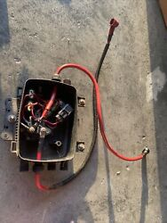 Seadoo Gtx Rfi Rear Electrical Box Starter Solenoid And Cables 1998 99 00 01