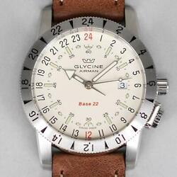 Glycine Base 22 Gl202 Airman Automatic Watches Menand039s