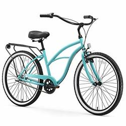 Electric-bicycles Around The Block Womens 14inch/one Size Teal 24 / 3-speed