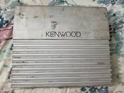 Kenwood Kac-646, 4-channel Power Amplifier No Working Only Parts
