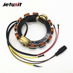 Outboard Stator For Johnson Evinrude 120125130135and140hp 9amp 1988-2001