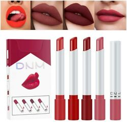 24 Colors Long Lasting Lipstick Makeup Waterproof Lip Gloss Lips Cosmetic 4pcs $1.45