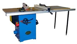 Oliver 10 Professional Table Saw W/ 36and039and039 Rail - 10040