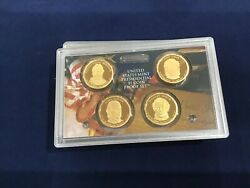 2009-s Presidential Dcam Proof Dollar 4 Coin Set Lot Of 12 Sets E7824