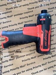 New Snap On Cts761aw1 14.4 Red Cordless Screwdriver Tool Only No Battery Cts761a