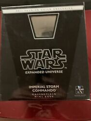 Gentle Giant Expanded Universe Imperial Storm Commando Bust 2011 604/1000. New