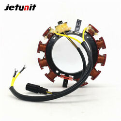 Outboard Stator For Johnson Evinrude 1985-1987120140and150hp35amp 582654584291