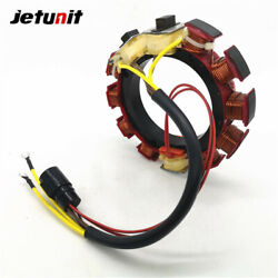 Outboard Stator For Johnson Evinrude 1989-1992150155175hp35amp 6cyl 584292