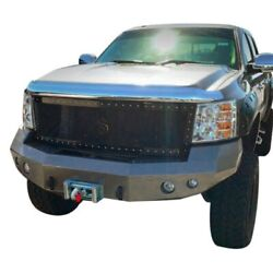 For Chevy Silverado 3500 Hd 08-10 1-pc Lime Green Mesh Main Grille
