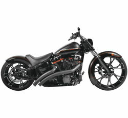 Freedom Performance Hd01191 Radical Radius Crossover With Star Tips For V-twin