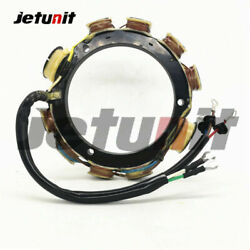 For Yamaha Outboard Stator 15amp 3cyl 1988-20007585 And 90hp 688-855 177-688-11