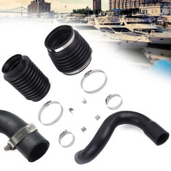 Bellows Kit For Volvo Penta Aq 200 250 270 280 290 Replace 876294 876631 875822