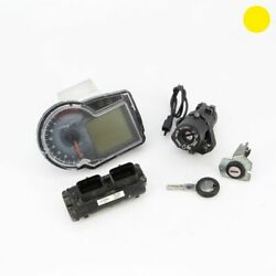 Moto Guzzi Griso 8v 1200 Set Key Clock Ecu 2007 2016 Id87467