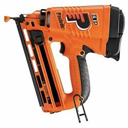 Paslode Cordless Finish Nailer 902400 16 Gauge Angled Battery And Fuel...