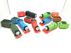 Thomas amp; Friends Trackmaster Motorized Train Engine LOT All WORKING 2013 7