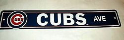 Chicago Cubs Street Sign 16 - New