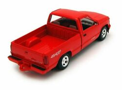 Motormax 1992 Chevy 454ss Pickup Truck 124 Scale Die-cast Metal Model New And Red