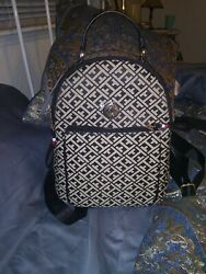 TOMMY HILFIGER BACKPACK PURSE. CLASSIC DESIGN TO GO WITH ALL. BRAND NEW $40.00