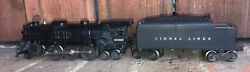 Lionel Train 2026 Engine And Tender 6466wx Boxes Excellent