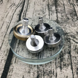 Edc Hand-twisted Top Creative Spinning Tops Edc Gyro Super Precision Toys Gyro