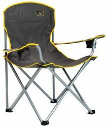 Heavy Duty Big And Tall Outdoor Oversized Xl Chair 500 Pds - Camping Fishing Ect