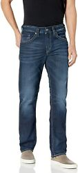 Silver Jeans Co. Men's Eddie Relaxed Tapered Jeans