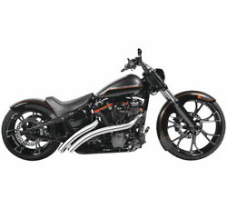 Freedom Performance Hd01188 Radical Radius Crossover With Star Tips For V-twin
