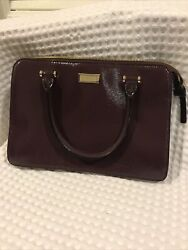 kate spade hobo bag Purple New With Out Tag $99.99