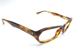Ray-ban Rb5147 2144 Womenandrsquos Eyeglass Frames Light Havana 53-15mm For Parts 3663