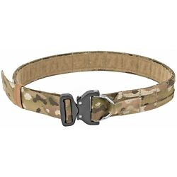 Eagle Industries Operator Gun Belt Cobra Buckle D-ring Attachment Two Rows Molle