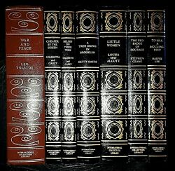 Seven International Collectors Library - Gorgeous Set - Classic Stories
