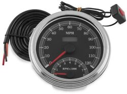 Bikerand039s Choice Cable Driven Speedometer/tachometer
