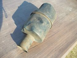 Cadillac Air Breather Cleaner Intake Silencer Noise Reduction Resonator Muffler