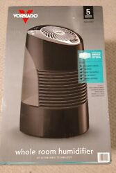 Ultrasonic Humidifier Whole Room Ultra3 Led Lights Quiet Operation Home