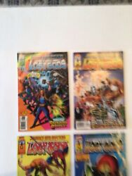 Journey Into Mystery 503-521 Lot Of 191996 Marvelbagged/boarded F+/vf Lot