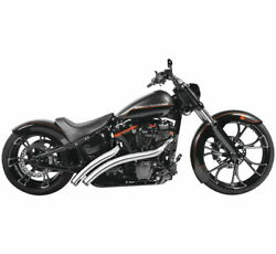 Freedom Performance Hd01189 Radical Radius Crossover With Star Tips For V-twin