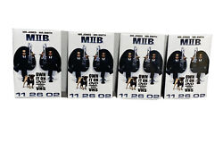 4 Men In Black Ii Movie Home Release Promotional Button Pin Back Promo Mib 2