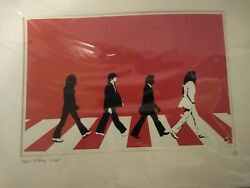 Very Rare The New Abbey Road Beatles Abbey Road Signed H Sealed