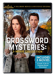 Crossword Mysteries 3-movie Collection