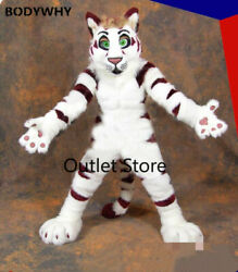 Tiger High-quality Easter Handmade Mascot Costume Cosplay Party Advertising
