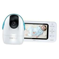 A1 720p 5 Video Baby Monitor With Camera And Audio 980ft Range 2-way Talk