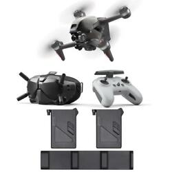Dji Fpv Drone Combo - Bundle With Dji Fpv Drone Fly More Kit Cpfp0000000101f