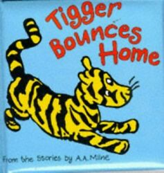 Tigger Bounces Back Winnie-the-pooh Padded Board ... By Milne A. A. Board Book