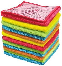 Kitchen Towels Dish Cloths Super Absorbent Soft And Fast Drying Dish Towels Cl