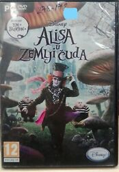 Alice In Wonderland Serbia License - Pc Dvd Rom - Brand New Not Factory Sealed