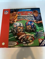 New Nfl Mighty Helmet Racers Radio Controlled Rc Football Game Gift Set